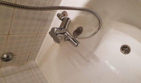 Fourniture et pose d'un mitigeur de baignoire à Montpellier quartier Estanove.
