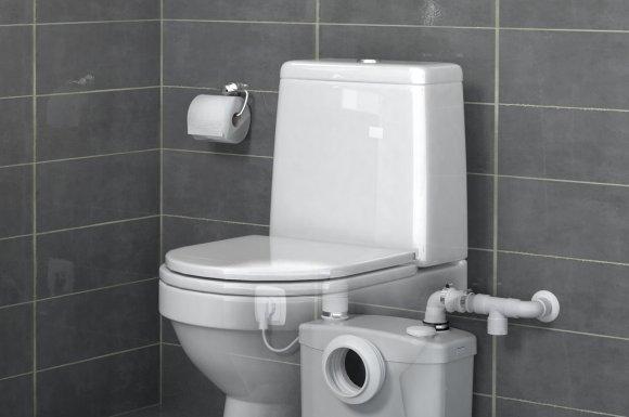 Débouchage de WC avec Sanibroyeur à Montpellier