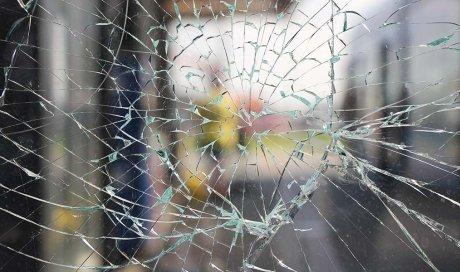 Dépannage vitre brisée vitrine vandalisée Montpellier